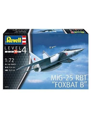Revell  Maket MiG-25 RBT 03878 Renkli